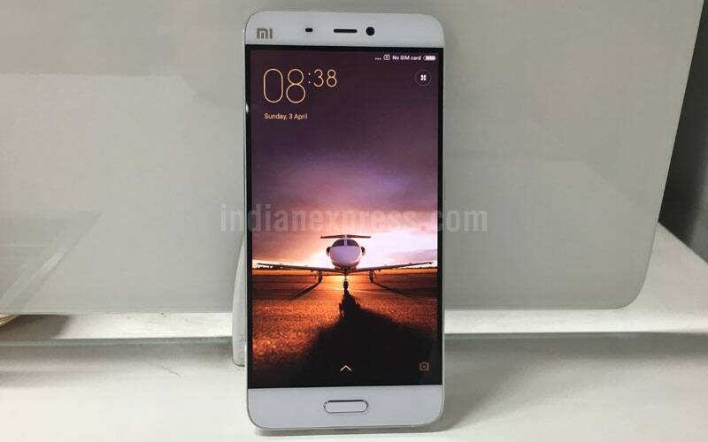 xiaomi mi 5s plus launch