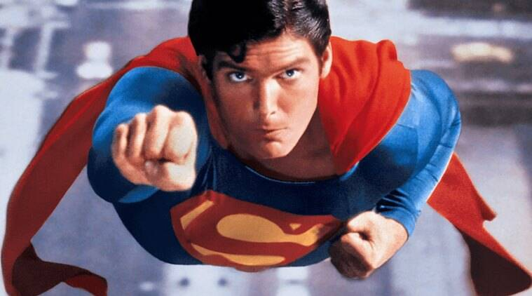 The world needs Christopher Reeve s Superman   The Indian Express superman 1978 film starring christopher reeves and directed by richard  donner