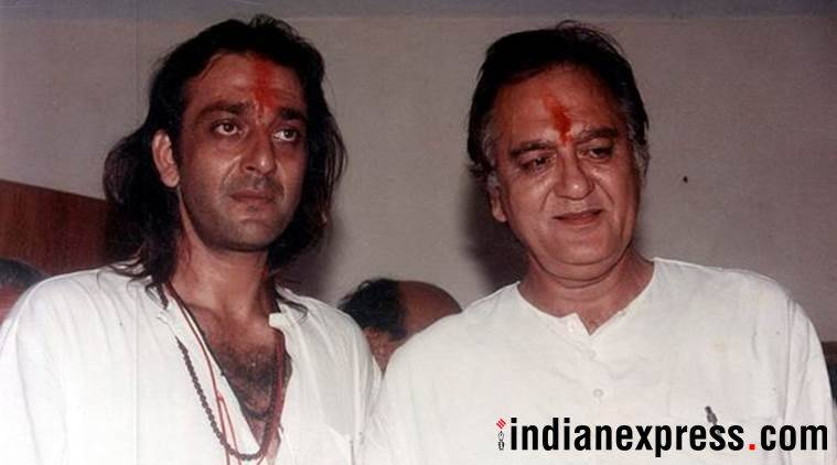 Here are six intriguing episodes from Sanjay Dutt s life that we     sanjay dutt with father sunil dutt