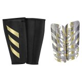 adidas Ghost Graphic Paul Pogba Shinguards - Clear Brown/Light Brown/S