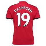 Manchester United Home Shirt 2017-18 Rashuford 19