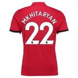 Manchester United Home Shirt 2017-18 Mkhitaryan 22