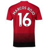 マンチェスター ユナイテッド ホーム シャツ 2018-19 - Marcos Rojo 5