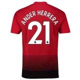 マンチェスター ユナイテッド ホーム シャツ 2018-19 - Ander Herrera 21