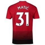マンチェスター ユナイテッド ホーム シャツ 2018-19 - Matic 31