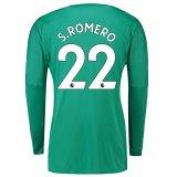 マンチェスター・ユナイテッド ホーム ゴールキーパー シャツ 2018-19 - S.Romero 20