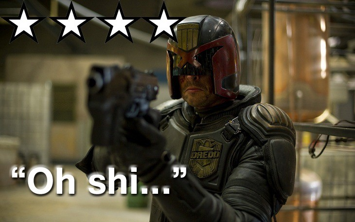 Red Dredd Redemption
