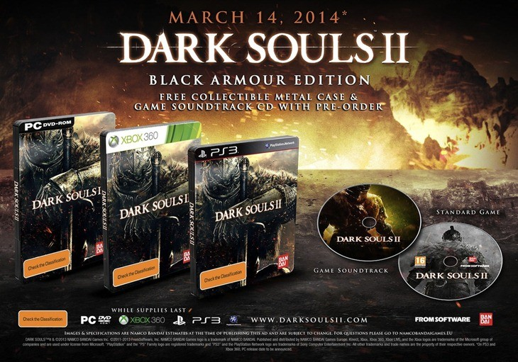 Dark Souls 2 special editions (2)