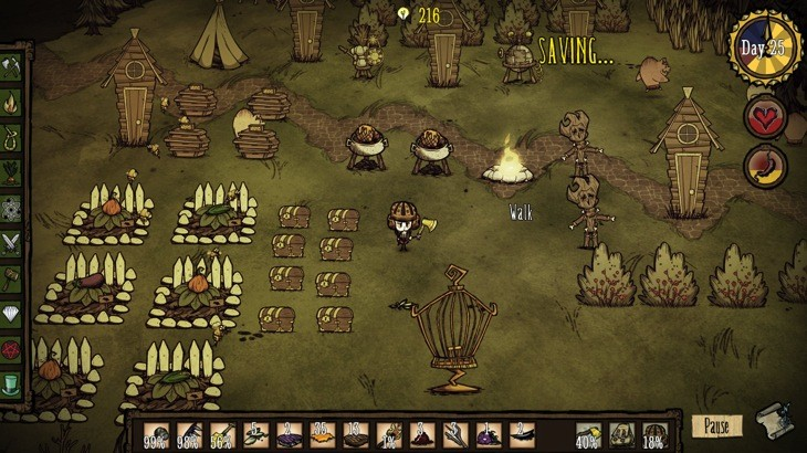 Dont starve qa lead base