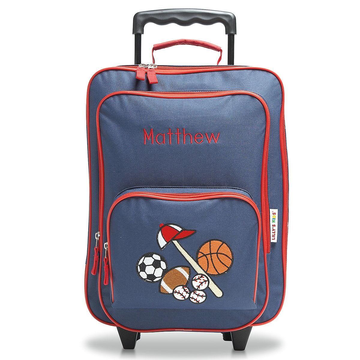 Fullsize Of Kids Rolling Luggage