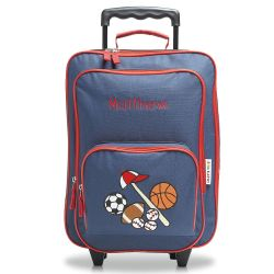 Small Of Kids Rolling Luggage