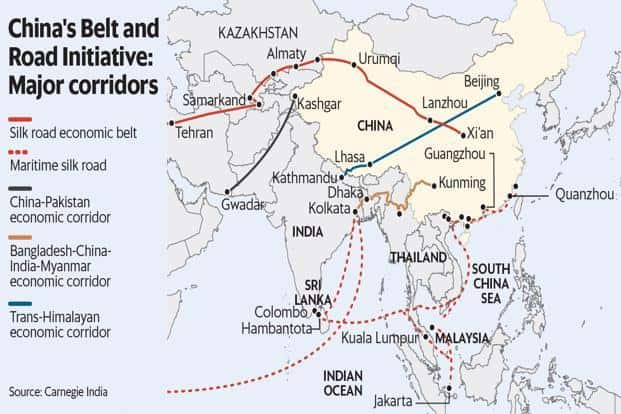 Image result for maritime silk road