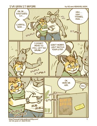 dragon heat furry comic