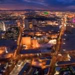 Vegas is highly over-inhabited yet uninhabitable city of complete uninhibition.