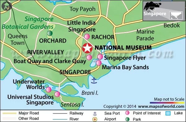how to get to national museum of singapore
