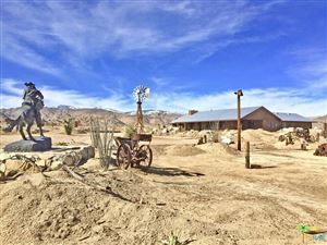 Tiny photo for 53174 WYANDOT Road, Pioneertown, CA 92268 (MLS # 17297818PS)