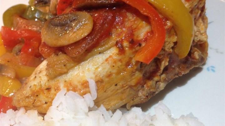 Paleo Chef John's Barbecue Chicken