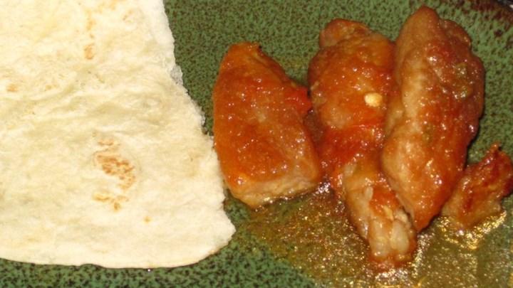 Paleo Bahama-Mama Pork Chops