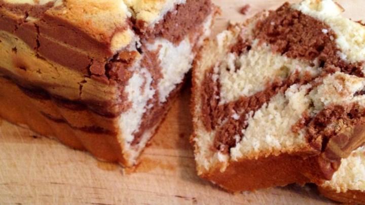 Paleo Oma's German Marble Cake