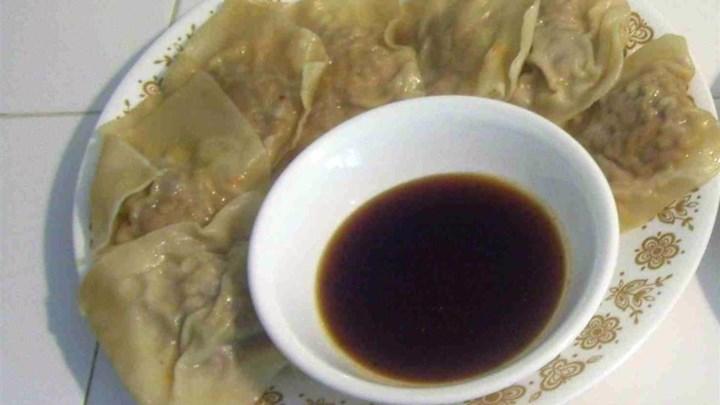 Paleo Beefy Chinese Dumplings
