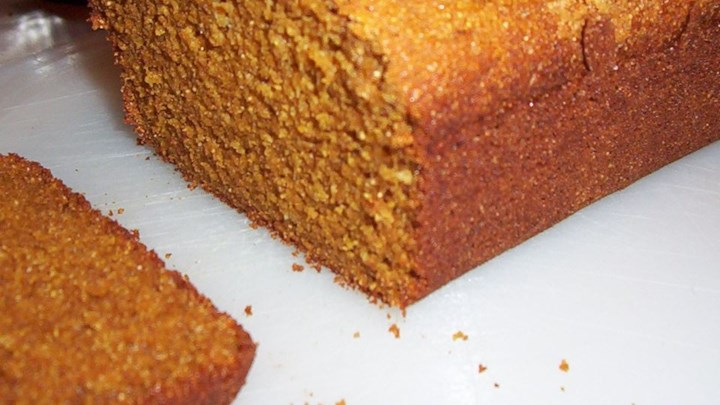 Paleo Molasses Mistake Cornbread