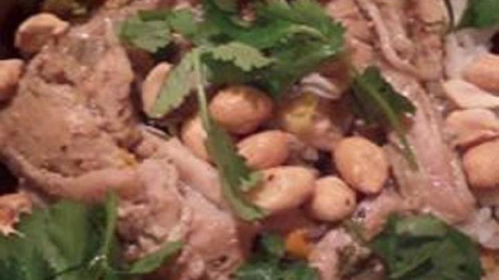 Paleo Becky's Slow Cooker Gluten-Free Thai Chicken Curry