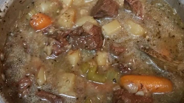 Paleo Kelly's Pressure Cooker Beef Stew