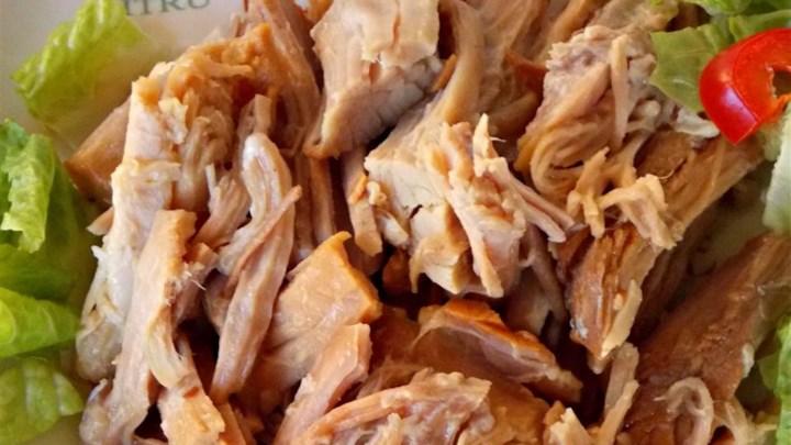 Paleo Kay Kay's Pulled Pork