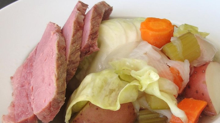 Paleo Chef John's Corned Beef Hash