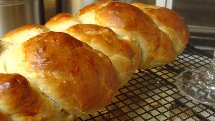 Paleo Flower Pot Challah Bread