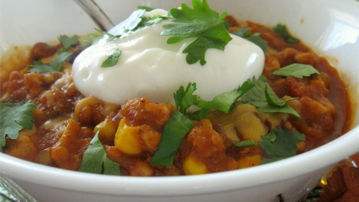 Paleo Smokin' Scovilles Turkey Chili