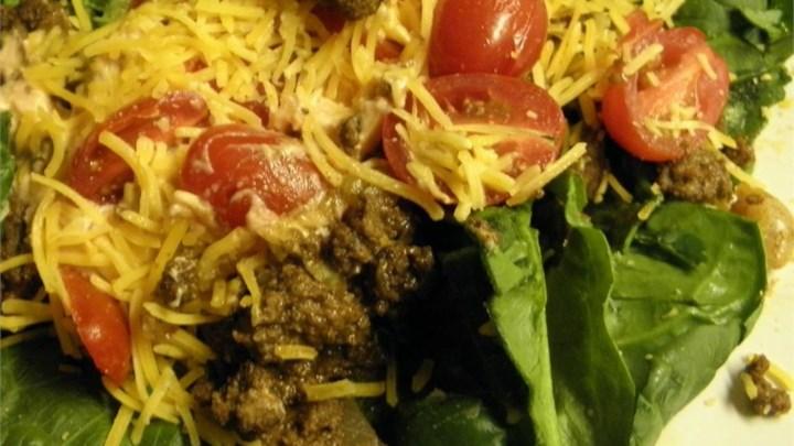 Paleo Taco Pasta Salad