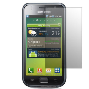 Martin Fields Screen Protector - Samsung Galaxy S