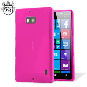 FlexiShield Nokia Lumia 930 Gel Case - Hot Pink
