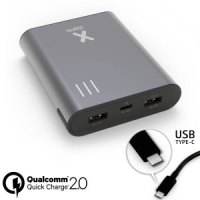 Xtorm 12,000mAh USB-C Qualcomm Quick Charge 2.0 Power Bank