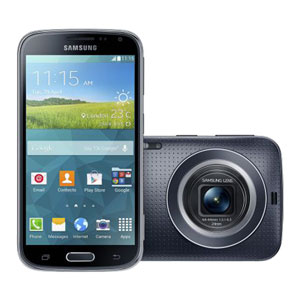 Sim Free Samsung Galaxy K Zoom - Black - 8GB