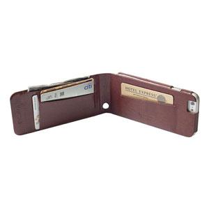 Krusell Kalmar Sony Xperia Z1 Wallet Case - Brown