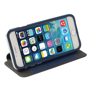 Krusell Malmo FlipCover iPhone 6 Case - Blue