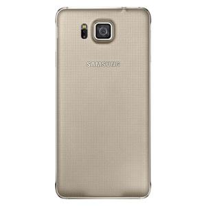 SIM Free Samsung Galaxy Alpha 32GB - Gold