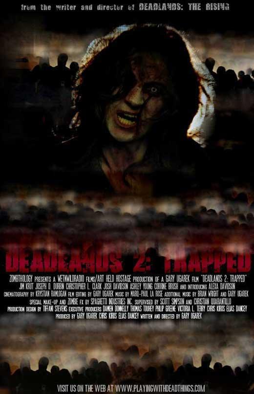 Poster do filme Deadlands 2: Trapped