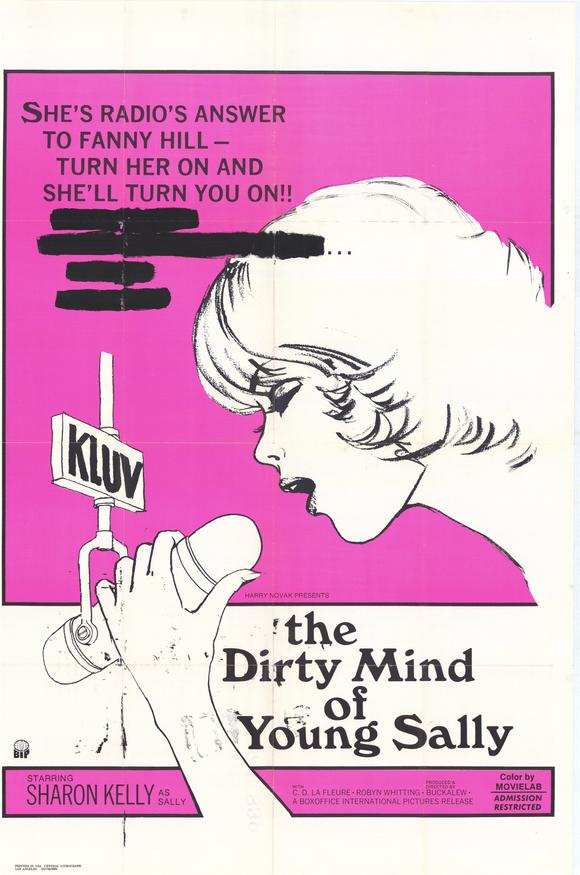 Poster do filme The Dirty Mind of Young Sally