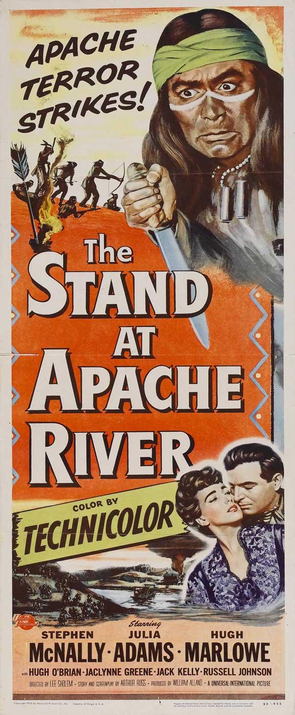 Poster do filme Terra de Apache