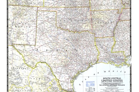 map of north central united states pictures to pin on
