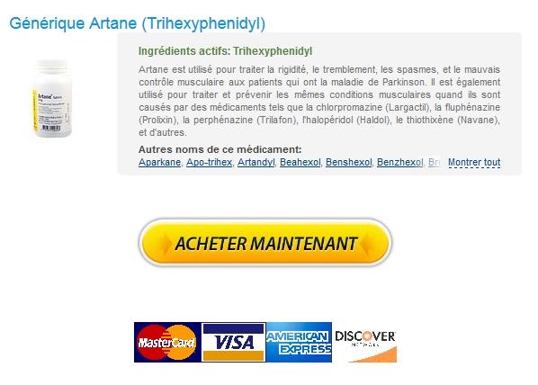 Trihexyphenidyl Le Prix