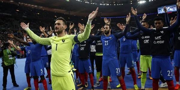 France line up Colombia  Russia friendlies ahead of 2018 FIFA World     France national team   AP