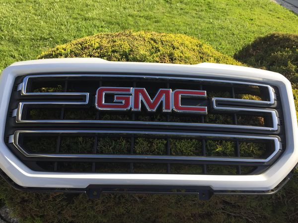 CUSTOM GRILL FOR 2015 18 GMC FULL SIZE TRUCK OR SUV for Sale in San     CUSTOM GRILL FOR 2015 18 GMC FULL SIZE TRUCK OR SUV for Sale in San Jose   CA   OfferUp