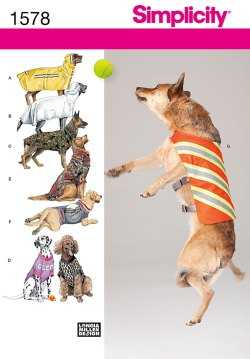 Small Of Dog Clothes Patterns