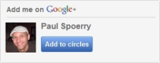 Add Paul Spoerry on Google+