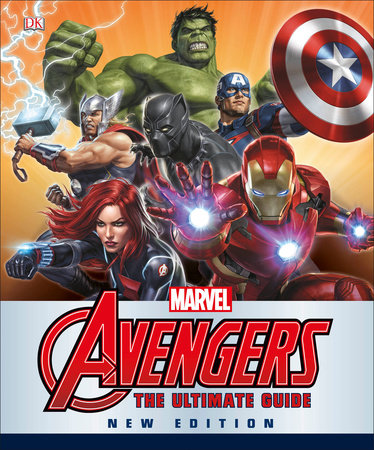 Marvel The Avengers  The Ultimate Guide  New Edition by DK     Marvel The Avengers  The Ultimate Guide  New Edition by DK