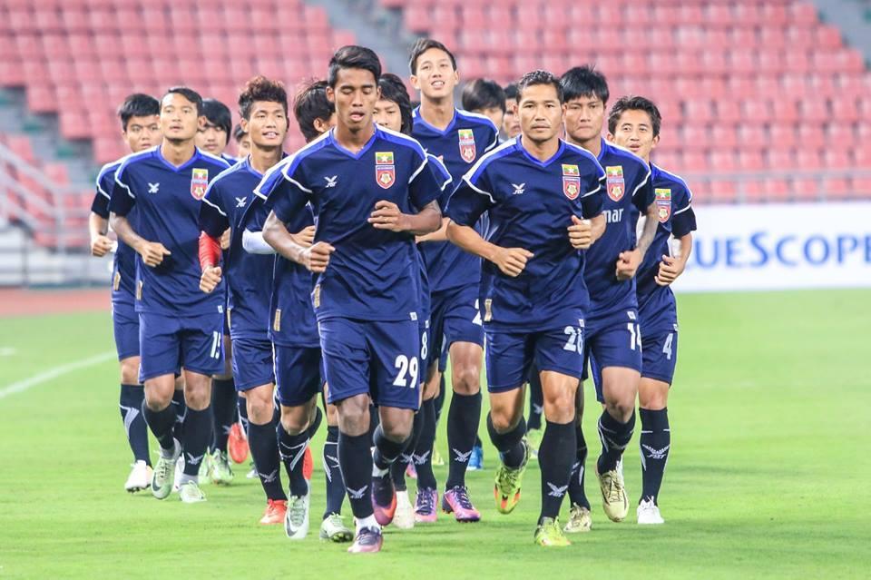myanmar siapkan lima pemain piala dunia untuk lawan timnas indonesia